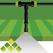 Agrimetrix Spray Calibration icon