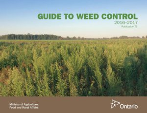 Pub 75 - Guide to Weed Control