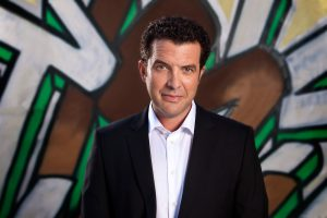 Rick Mercer headshot