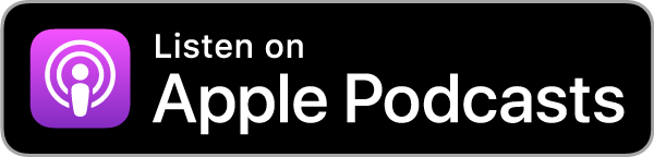 A badge that reads Listen on Apple Podcasts